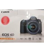 Фотоаппарат Canon EOS 6D с объективом