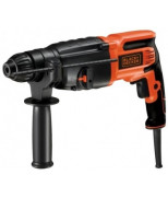 BLACK&DECKER BDHR26K SDS-Plus, 800Вт, 2.4Дж, 0-4000об/мин.