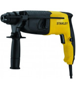 STANLEY STHR202K SDS-Plus, 620 Вт, 1,34 Дж, 0-1250об/мин.