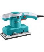 TOTAL TF1301826 вибрационная, 320Вт, 90х180мм.
