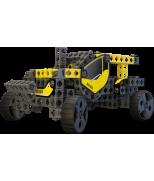 Конструктор TWICKTO Vehicles #1 (МАРСОХОД, БАГГИ, ЭКСКАВАТОР) 338 деталей