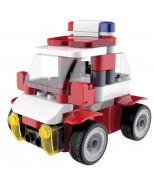 Конструктор PAI BLOKS BLK Police Car 59 pcs