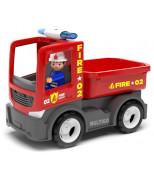 Грузовик с водителем EFKO MultiGO Fire