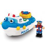 Полицейская лодка Перри WOW Toys