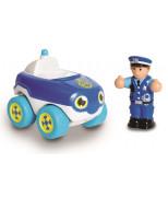 Полицейская машина Бобби WOW Toys