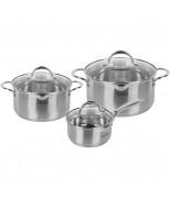Набор посуды RONDELL ERBE (6 предметов)