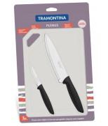 Набор ножей TRAMONTINA PLENUS, 3 предметa
