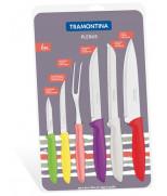 Набор ножей TRAMONTINA PLENUS, 6 предметов