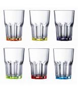 Набор стаканов LUMINARC брайт колорс новая Америка